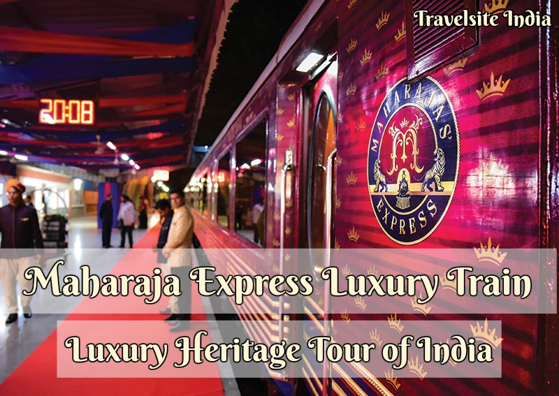 luxury heritage tour of india