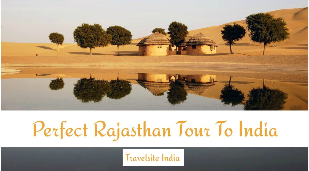 rajasthan tour to india