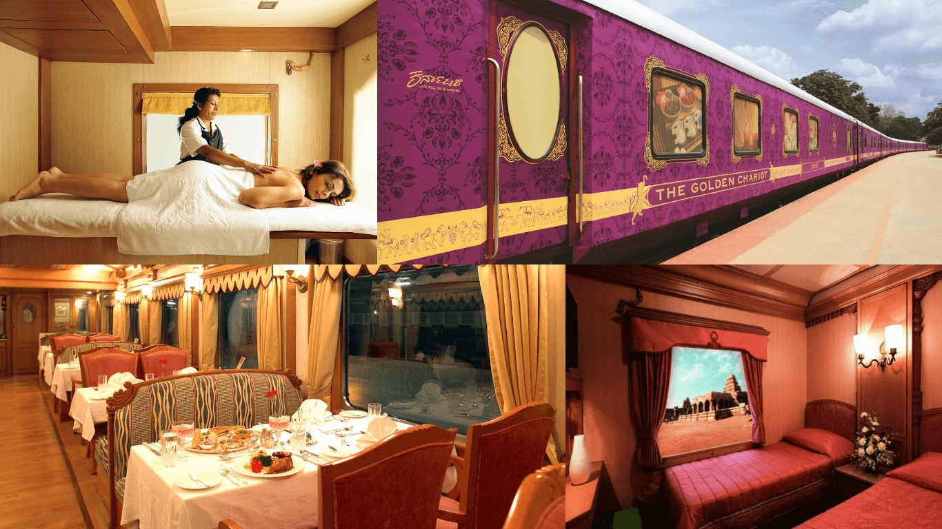 Royal Travel With Luxury Trains In India - Travelsite ...