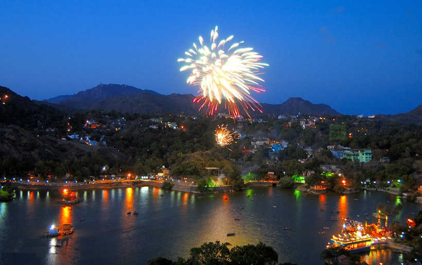 mount abu - summer & winter festival in rajasthan