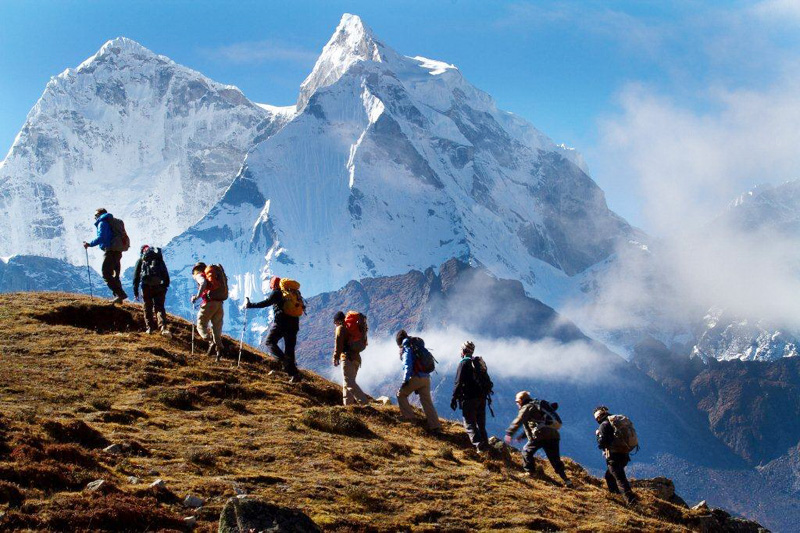 trekking for first time traveller in india