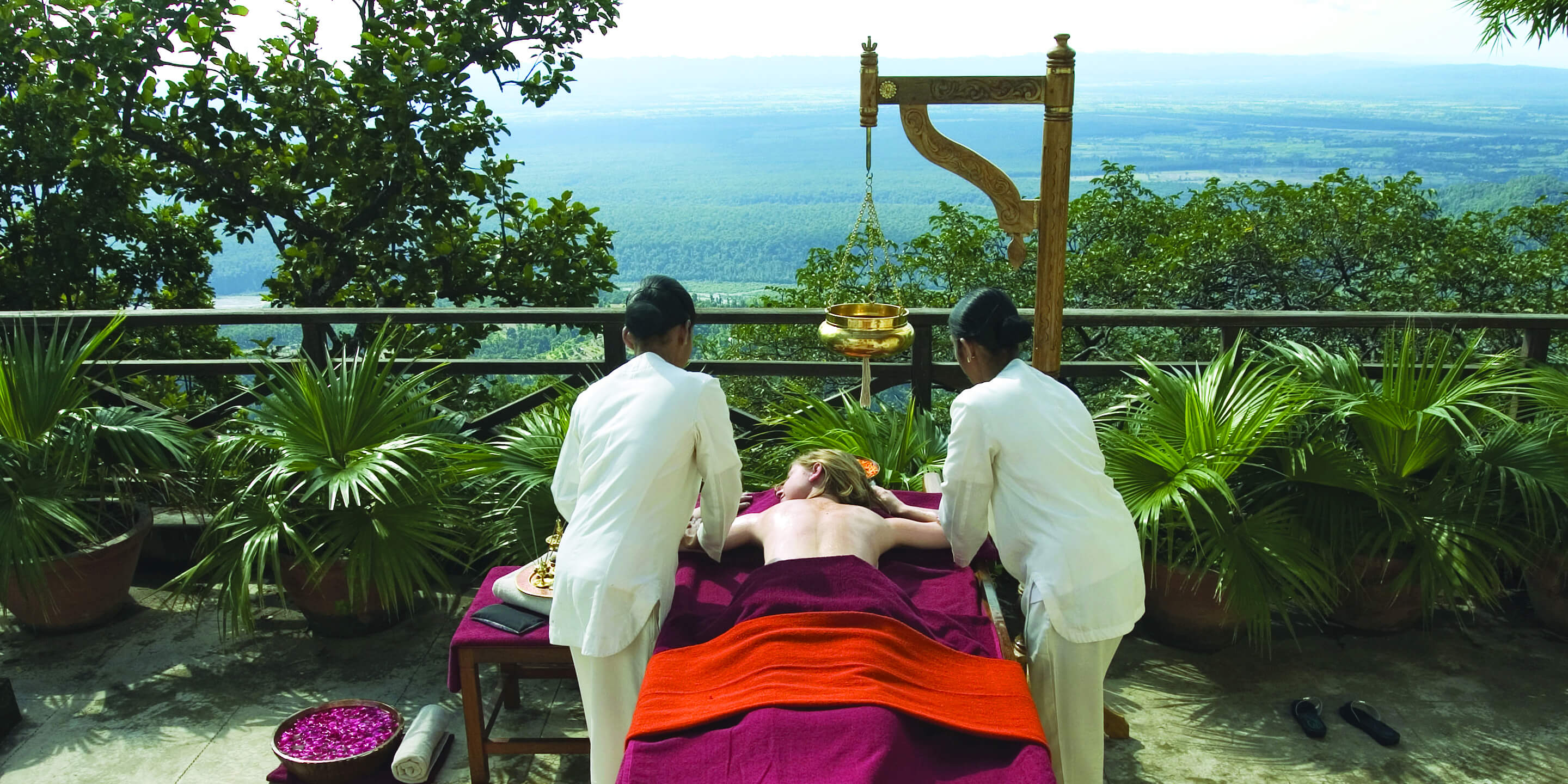 ananda in himalayas uttarakhand tehri garhwal best spa and ayurveda resorts in india