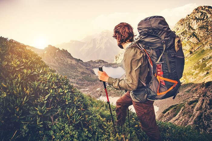 best 6 trekking trails in india