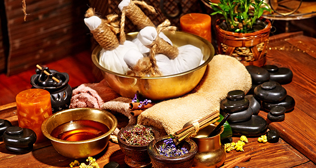 best spa and ayurveda resorts in india