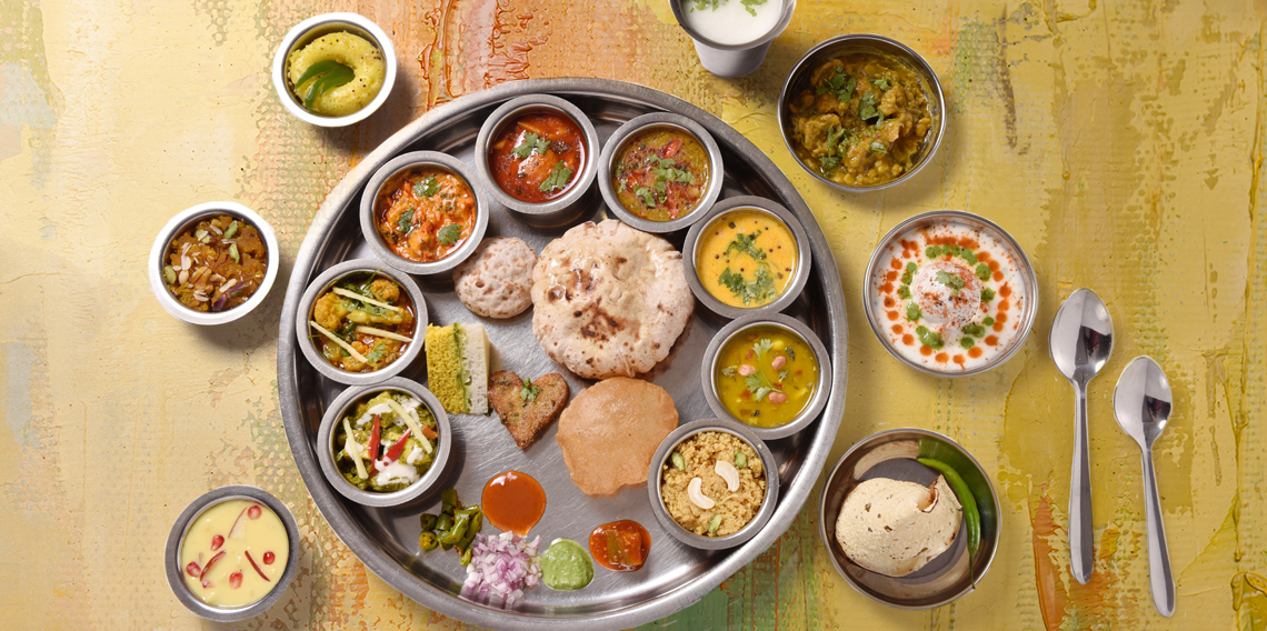 gujurat traditional indian food sessions