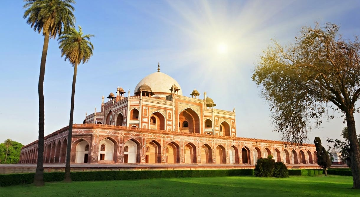 humayun tomb new delhi, three iconic cities of golden triangle
