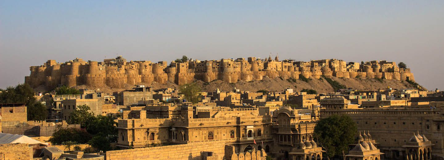 jaisalmer fort famous fort in india