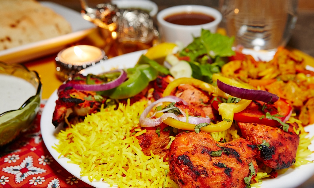 kashmir traditional indian food sessions