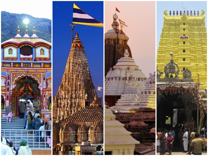 char dham yatra famous hindu temple in india