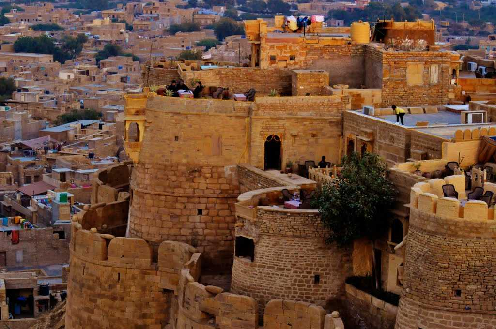 jaisalmer fort famous historical places in rajasthan