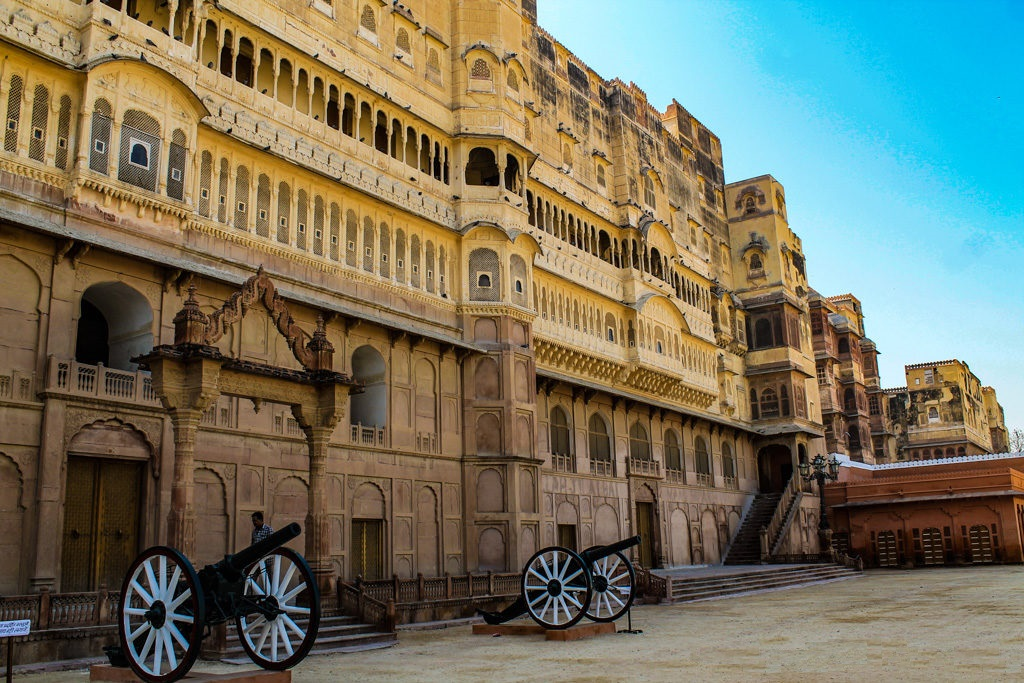 junagarh fort famous historical places in rajasthan