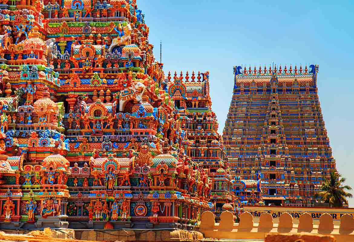 10 World Famous Hindu Temples In India – To The Land Of The