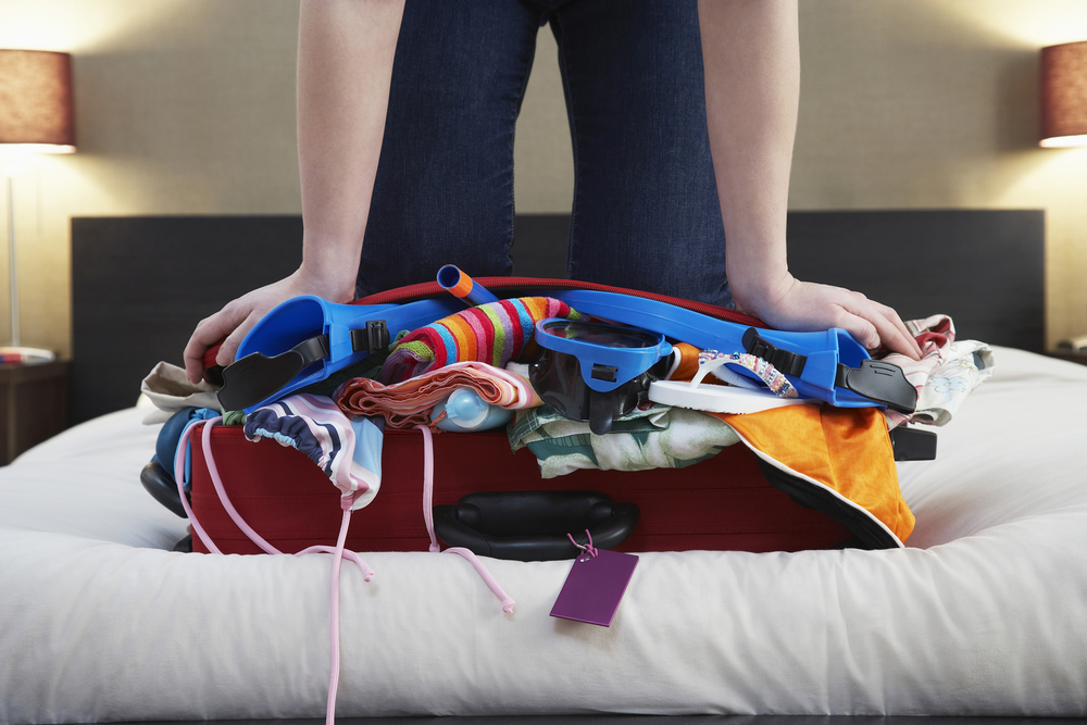 overpacking golden triangle travelling tips