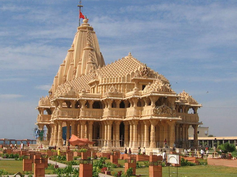 somnath temple famous hindu temple in india