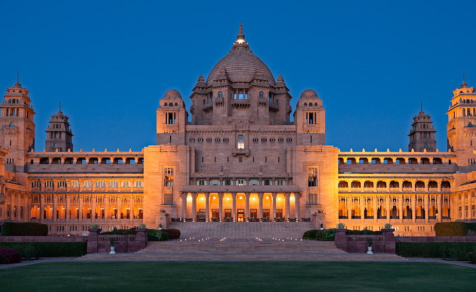 Umaid Bhawan Palace Famous Historical Places In Rajasthan