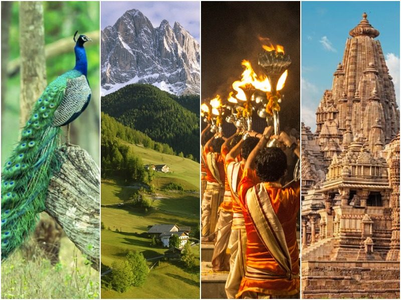 an initiative towards newness best time to visit india