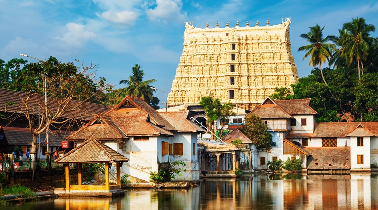 padmanabhaswamy temple  5 most mysterious temples of india