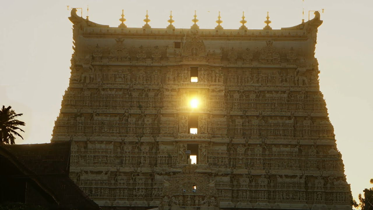 padmanabhaswamy temple architecture sunset 5 most mysterious temples of india