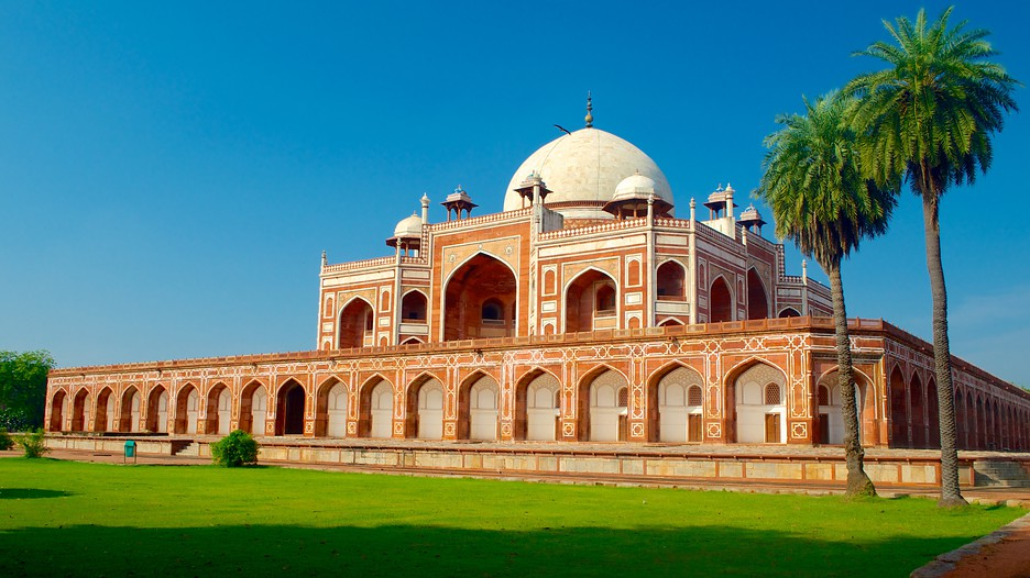 humayuns tomb things to see in delhi