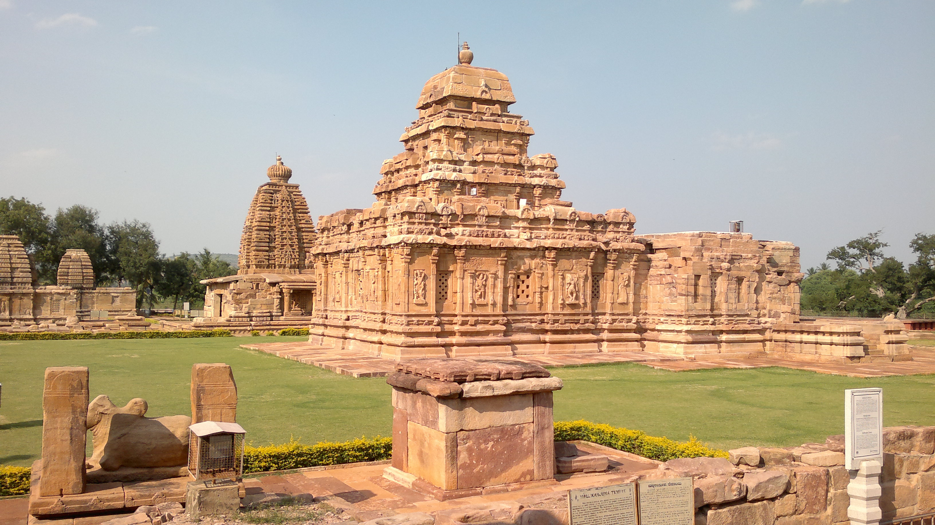 pattadakal temples - world heritage sites in india