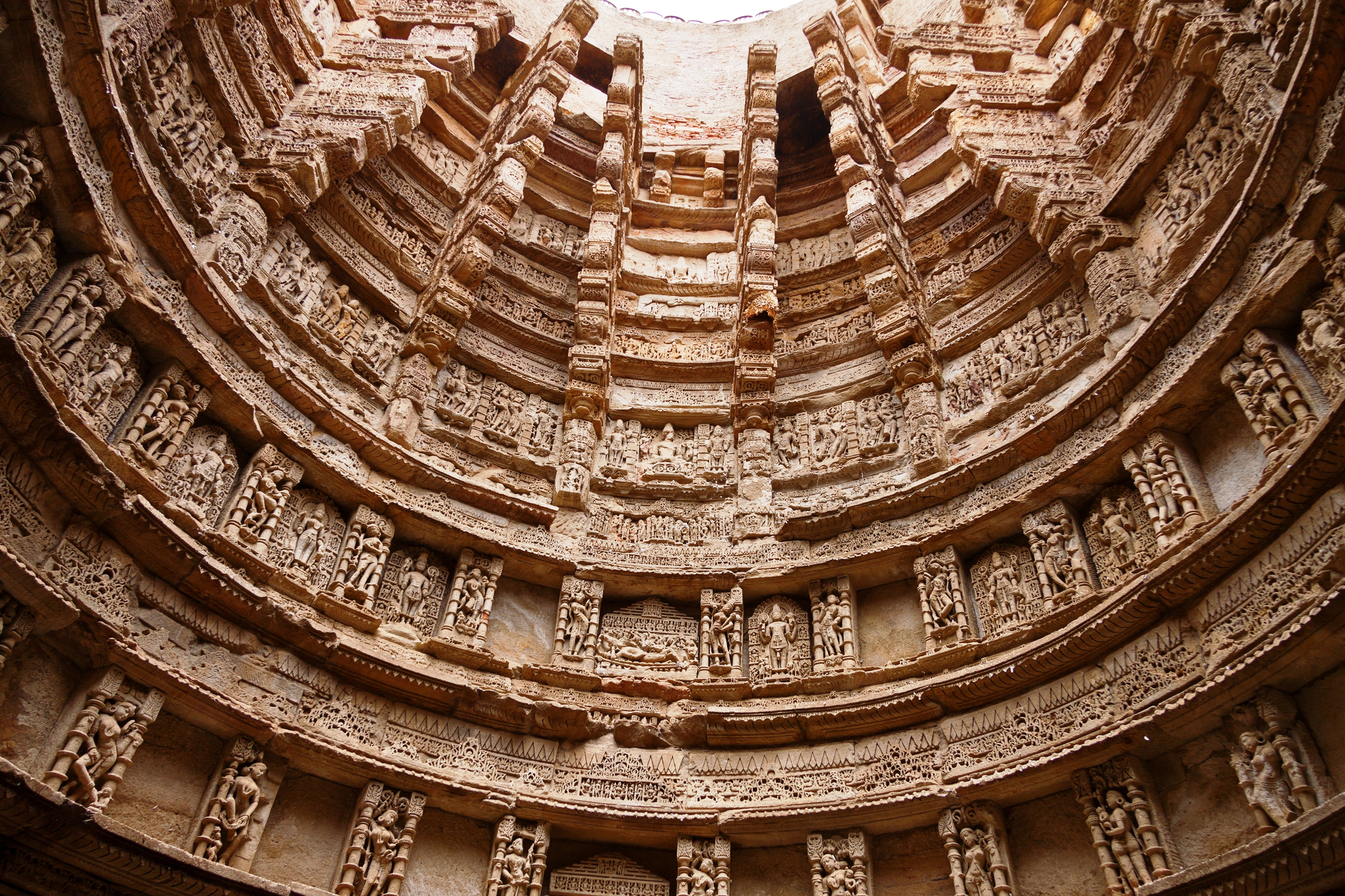 rani ki vav step well - world heritage sites in india