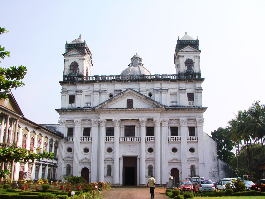 st cajetan churches and convents of goa - world heritage sites in india