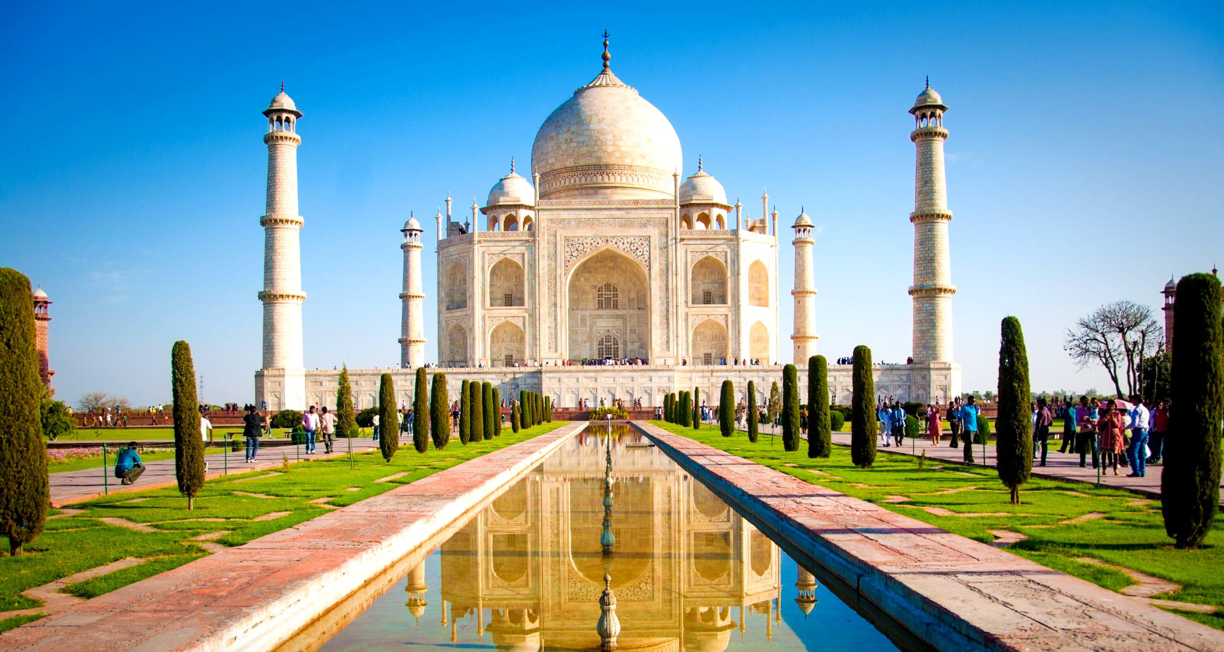 taj mahal india - world heritage site in india