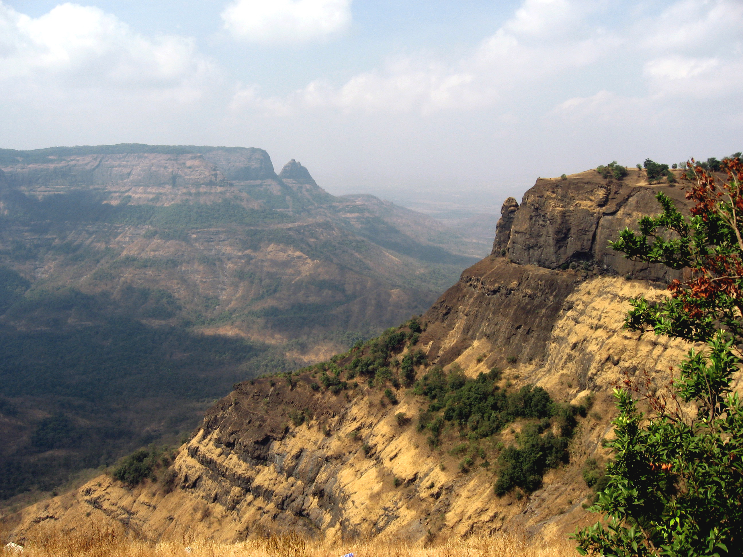 western ghats - world heritage sites in india
