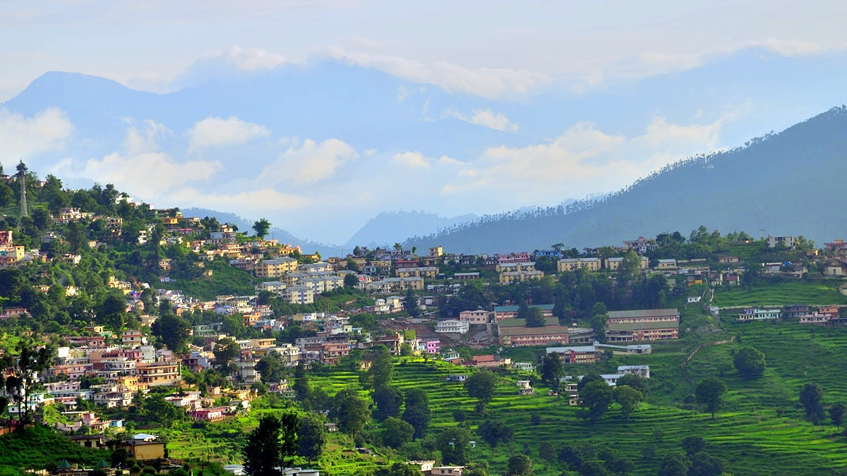 almora uttarakhand - place to visit for summer vacations in india with family