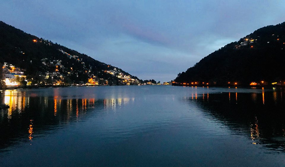nainital lake - place to visit for summer vacations in india with family