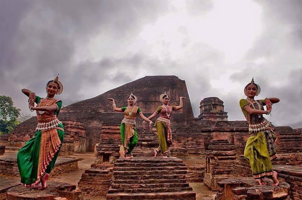 nalanda mahavira - world heritage sites in india