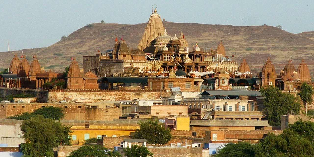 sachiya mata temple osian - desert cities in rajasthan