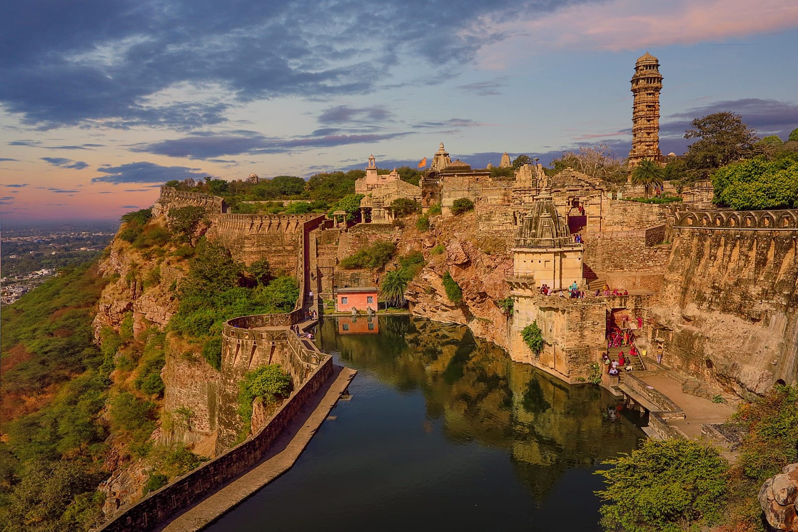 Chittorgarh by Travelsite India