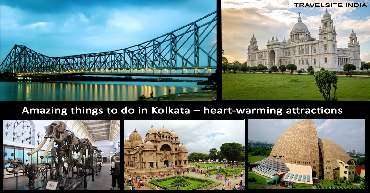Amazing thinks to do in kolkata