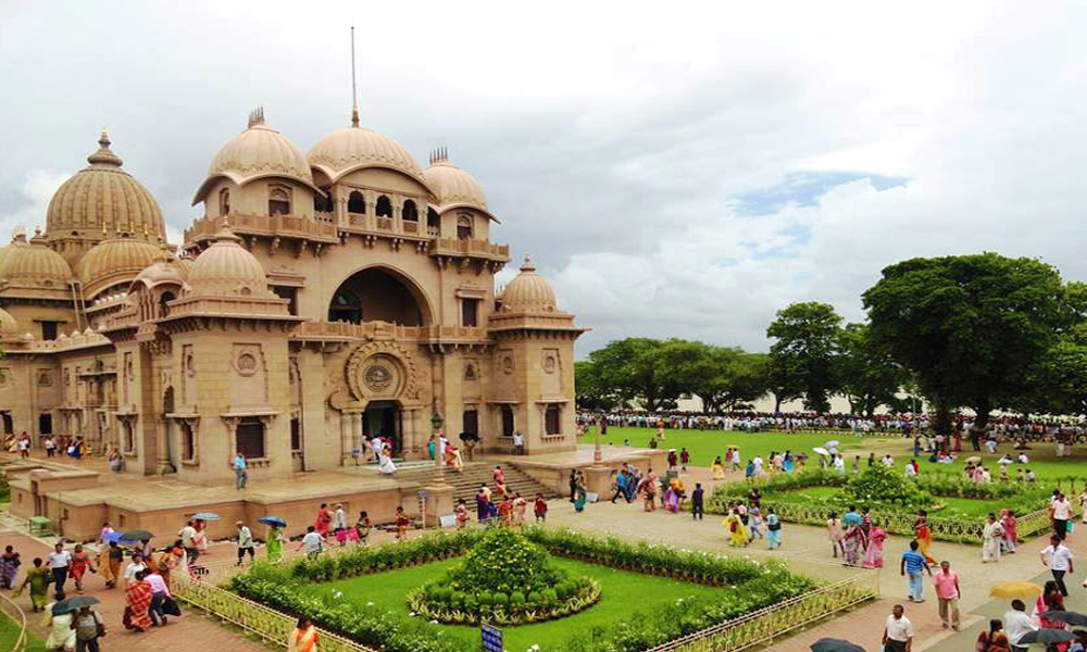 Belur Math Temple