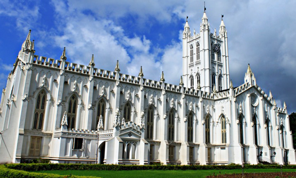St Paul Cathedral Kolkata