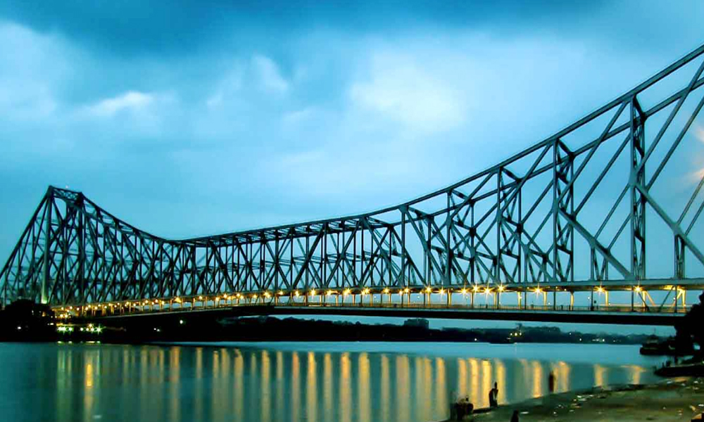 Hawrah Bridge Kolkatta