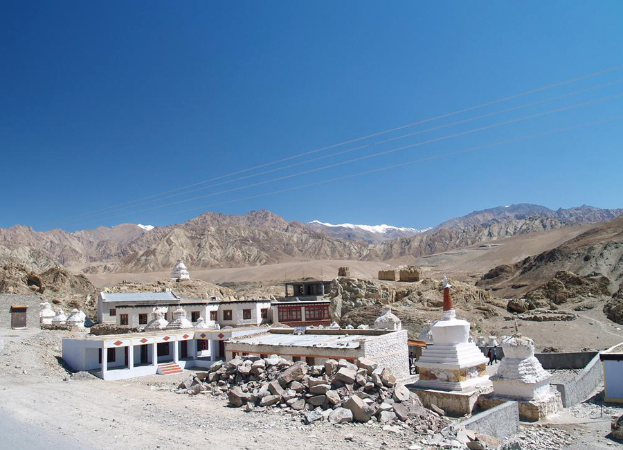 Alchi Monastery leh by Travelsite India