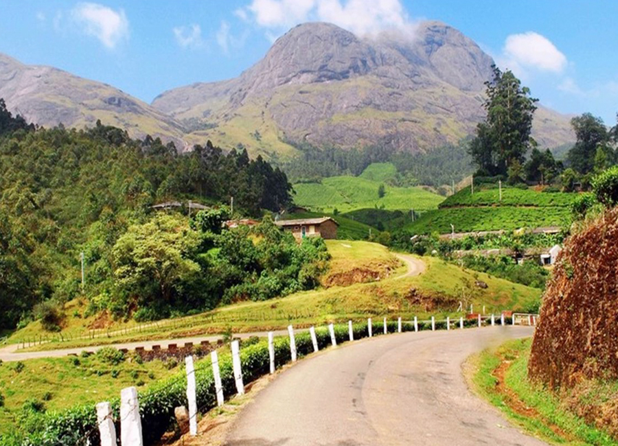 Anamudi munnar by Travelsite india