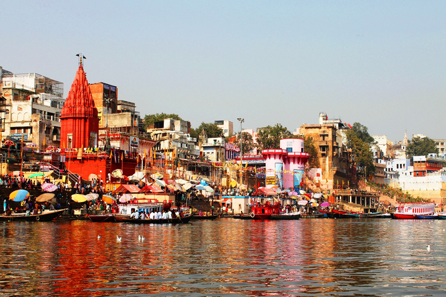 Dashashwamedh Ghat kashi by Travelsite india