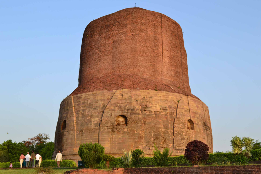 Dhamek Stupa varansai by Travelsite India