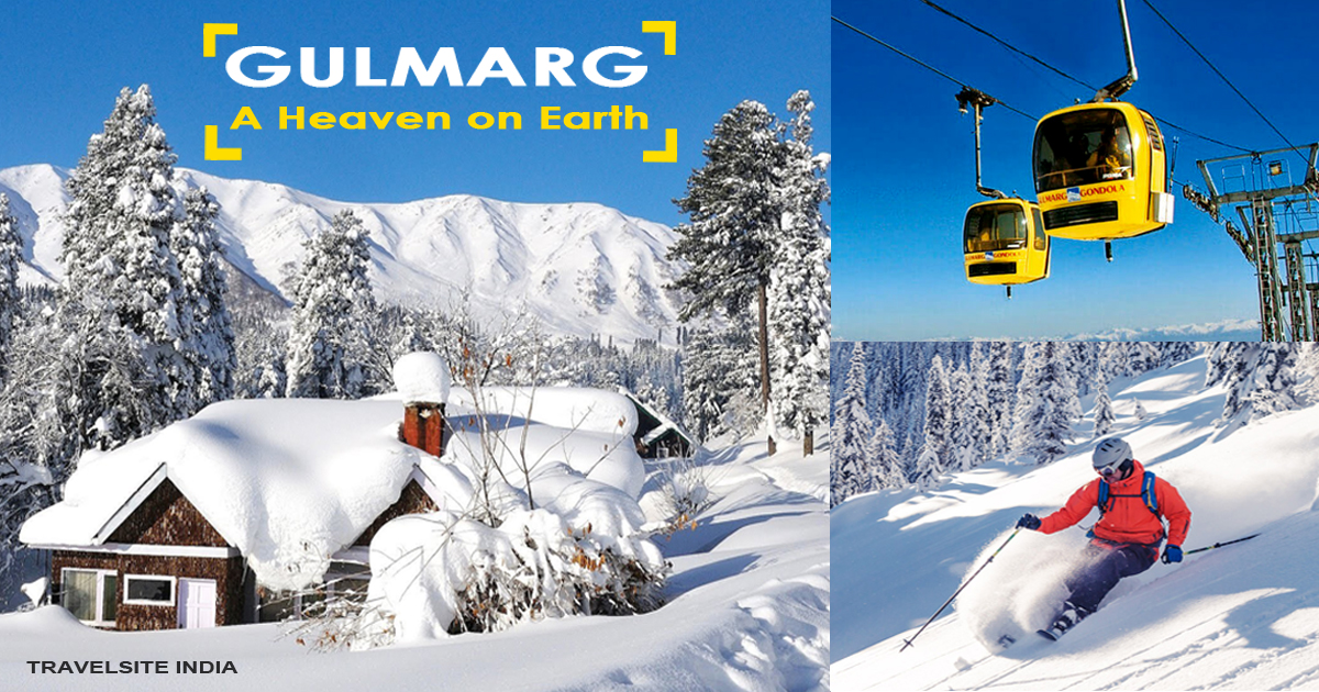 Gulmarg Destination by Travelsite India