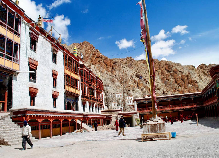 Hemis_Monastery_Leh_Ladakh by Travelsite India