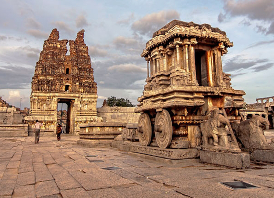 Vijaya_Vittala_temple_Hampi by Travelsite India