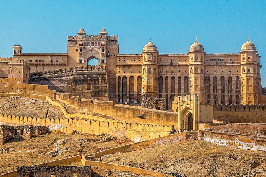 amer fort by travelsite india