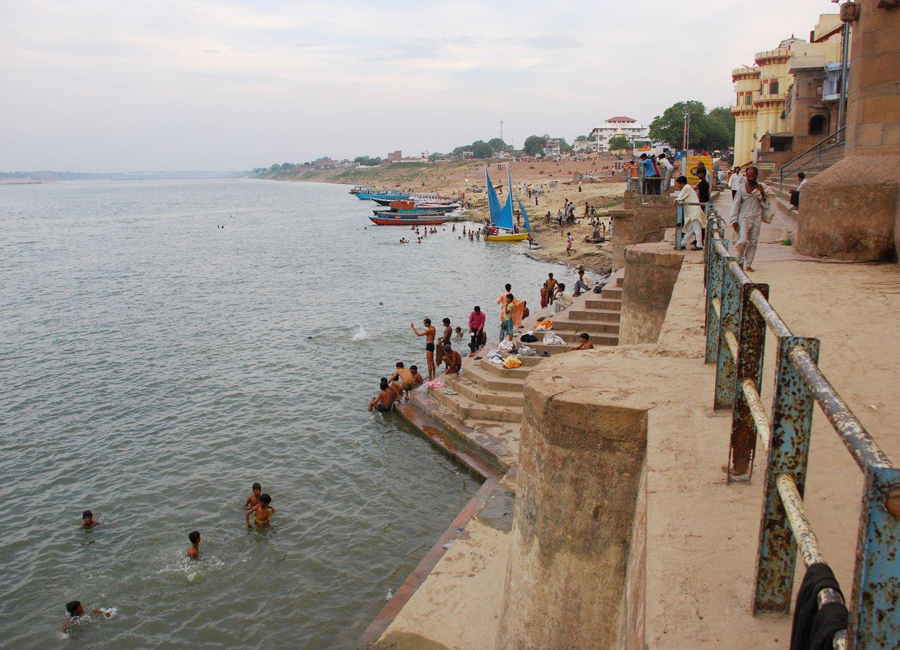 assi-ghat by travelsite india