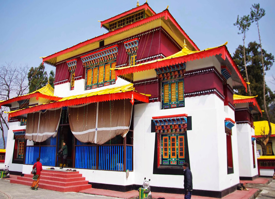 enchey monastery gantok by Travelsite India