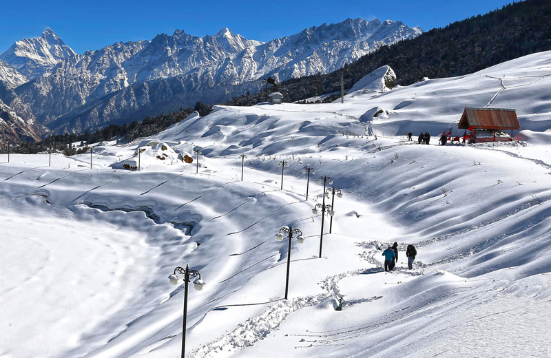 Auli by Travelsite India