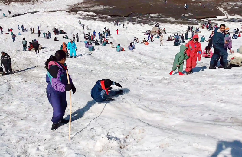 Rohtang Pass by Travelsite India