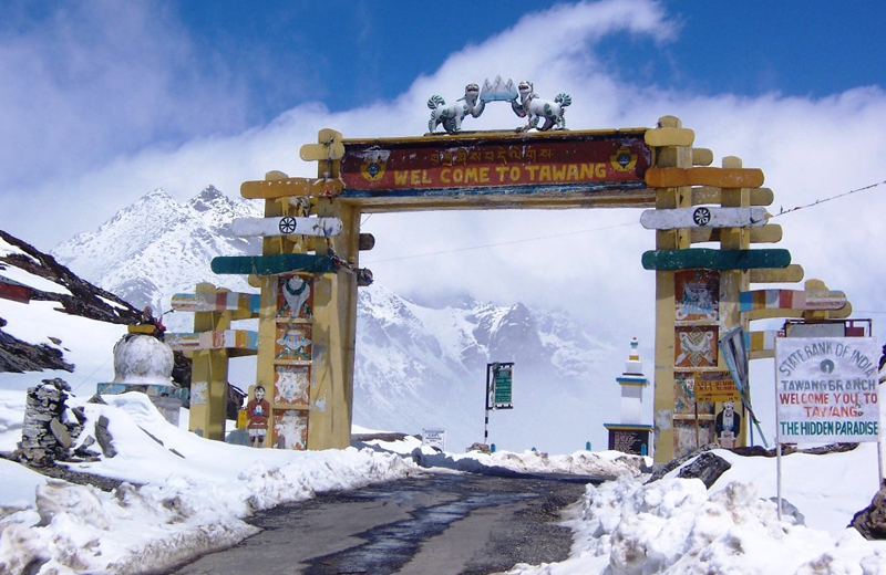 tawang by travelsite india